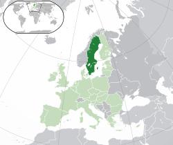 Sverige i Europa