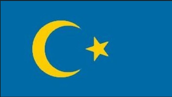 Caliphate of Sweden flag
