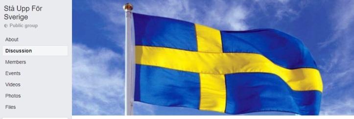 Stå Upp För Sverige