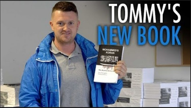 Tommy Robinson Mohammed's Koran