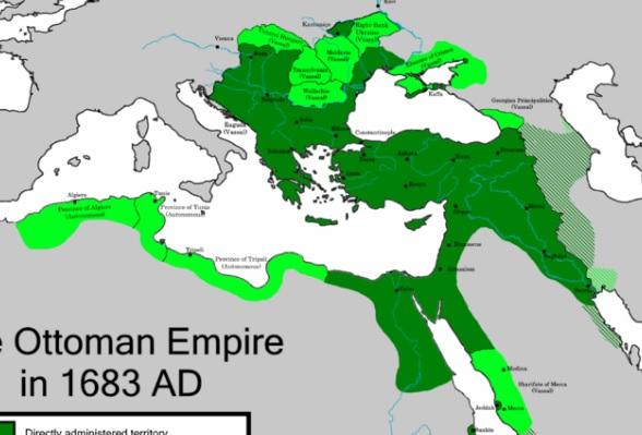 Ottoman Empire 1683
