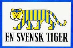 En svensk tiger