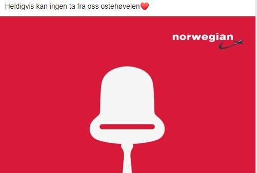 Norwegian nobody can take away the cheese slicer